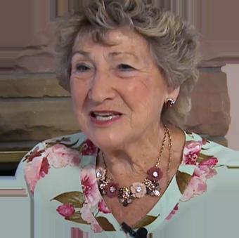 Judy volunteer caregiver