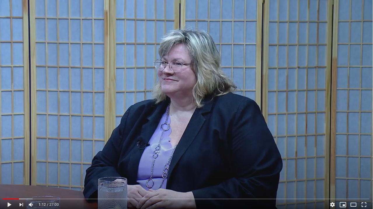 Linda Gyimoty on Aging Insights program