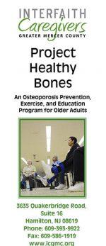 Project Healthy Bones program brochure