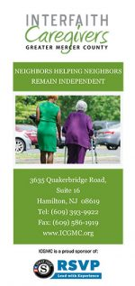 Neighbors Helping Neighbors program brochure